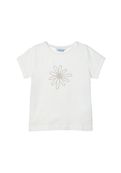 T-shirt Fiore Stilizzato MAYORAL | Maglie | 174011