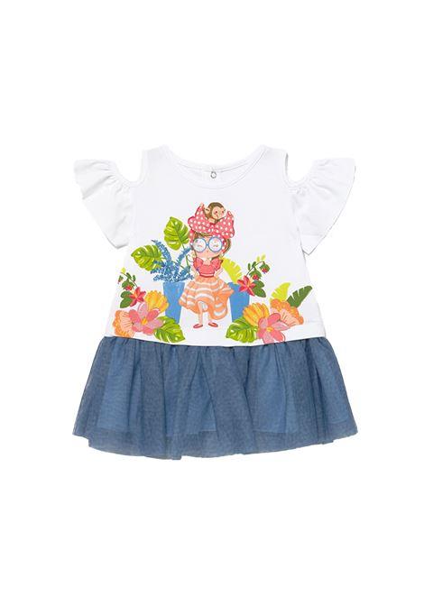 Vestito Tulle Baby MAYORAL | Vestiti | 1993016