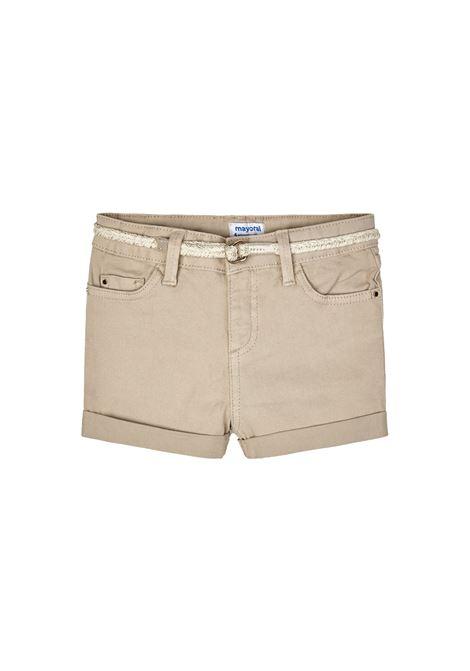 Shorts Twill Girl MAYORAL | Shorts | 234024