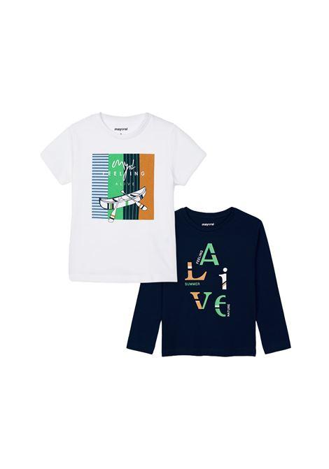 Magliette Stampa Summer MAYORAL | Maglie | 3055079