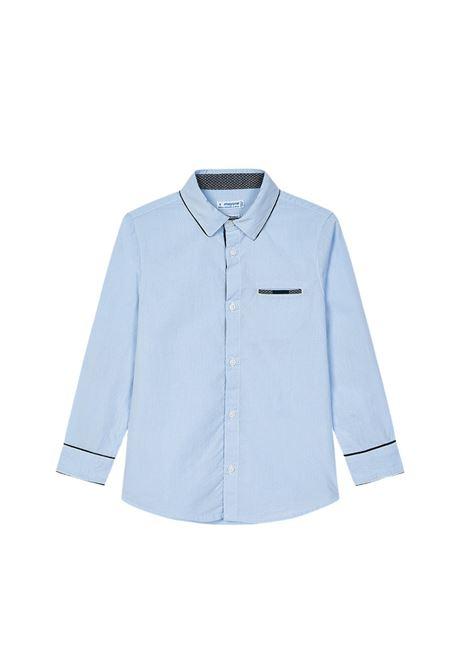 Camicia Celeste Elegant MAYORAL | Camicie | 3128015
