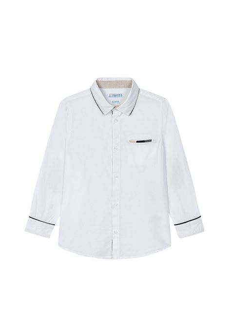 Camicia White Elegant MAYORAL | Camicie | 3128016