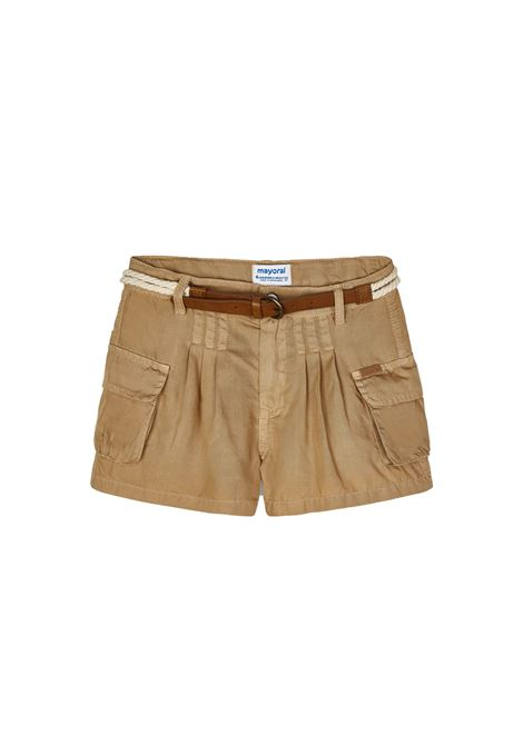 Shorts Jogger Camel MAYORAL | Pantaloni | 3205047