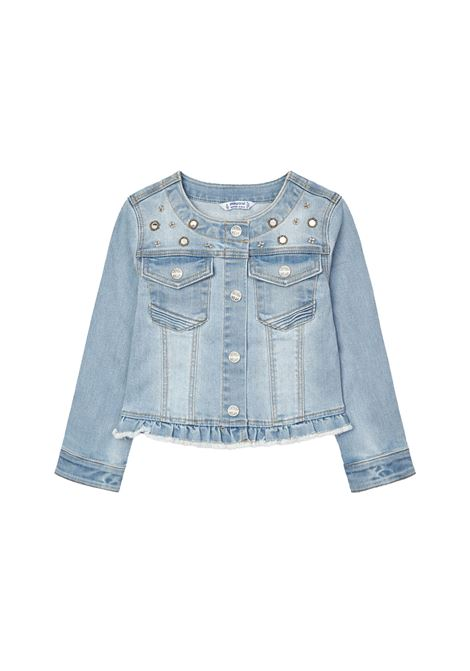 Giacca Jeans Borchie MAYORAL | Giubbini | 3478062