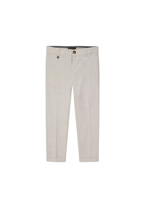 Pantalone Lino Tailoring MAYORAL | Pantaloni | 3565041
