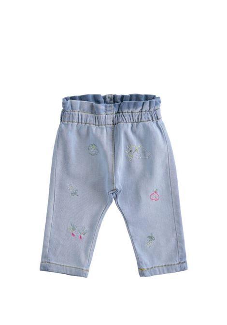 Pantalone Strech MINIBANDA | Pantaloni | 32739007310
