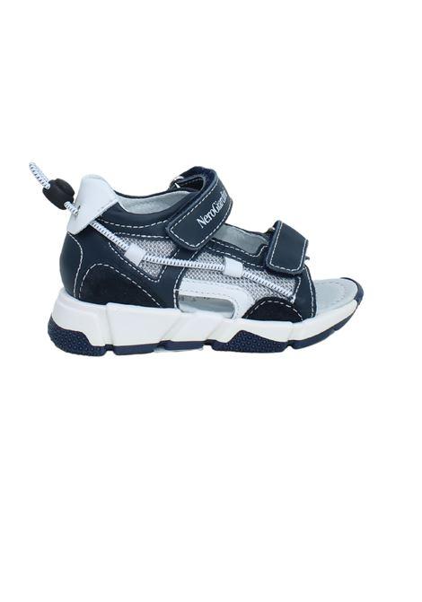 NERO GIARDINI JUNIOR | Sandals | E023881MBLU