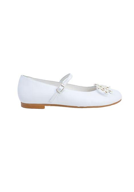 Ballerina Luxury OCA-LOCA | Ballerine | 858300BIANCO