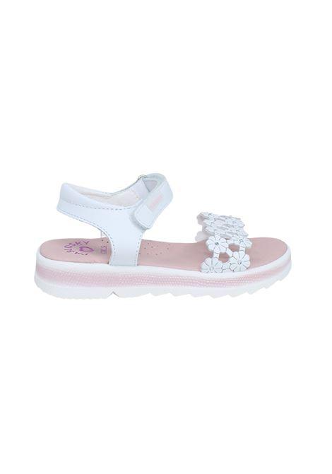Sandalo Bambina Fiori PABLOSKY   Sandali   493200BIANCO
