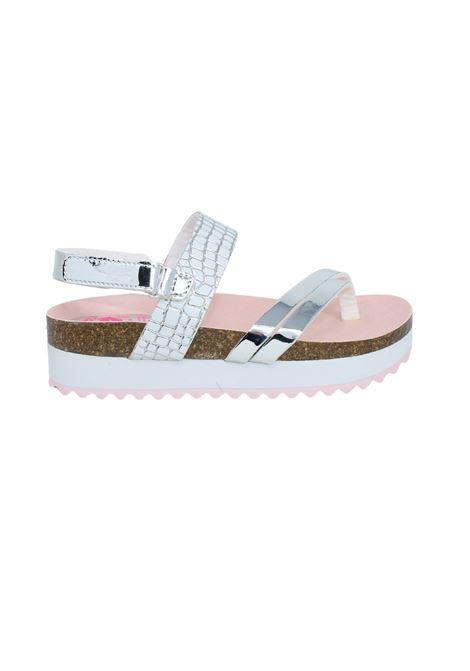 Sandalo Bambina Serpentato PABLOSKY   Sandali   858850BIANCO