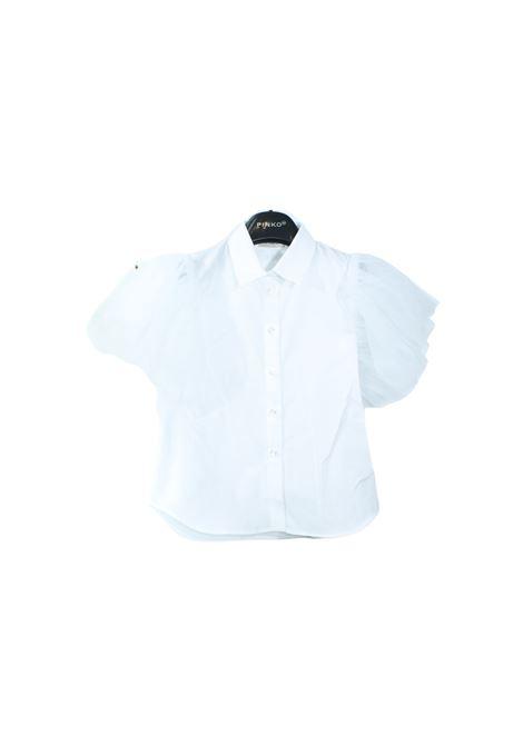 Camicia Bambina Tulle PINKO UP | Camicie | 027189002