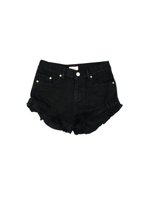 Short Bambina Black PINKO UP | Shorts | 027219110