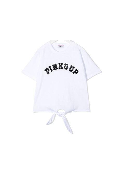 T-shirt Bambina Fiocco PINKO UP | T-shirt | 02722700213