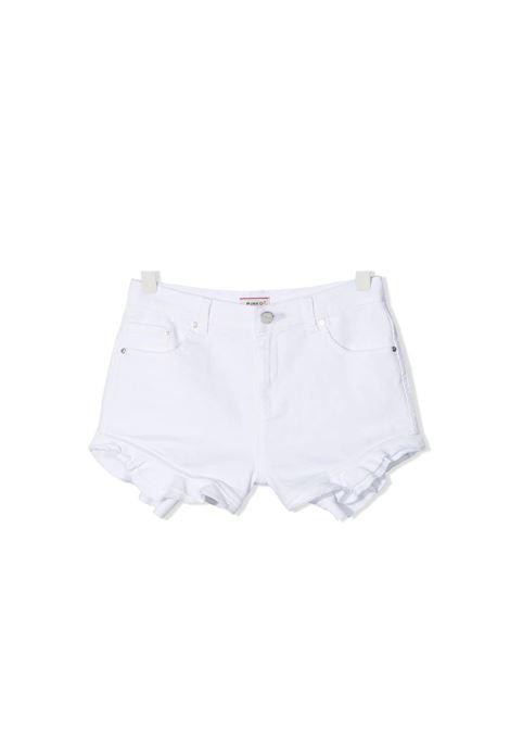Short Bambina Volant PINKO UP | Shorts | 027303002