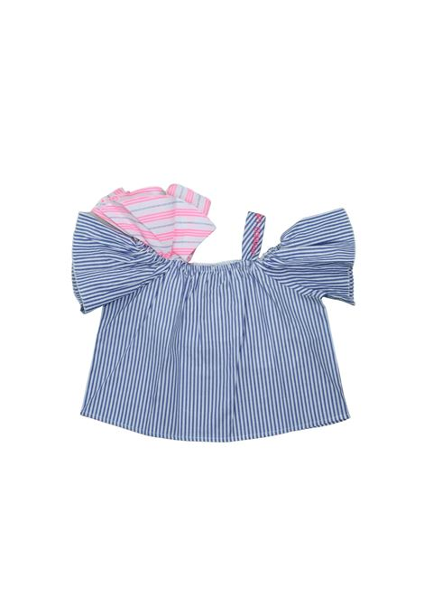 T-shirt Bambina Righe PINKO UP | Maglie | 027821200