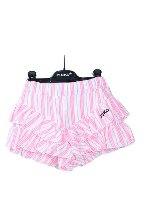 Gonna Bambina Con Balze PINKO UP | Shorts | 027828200