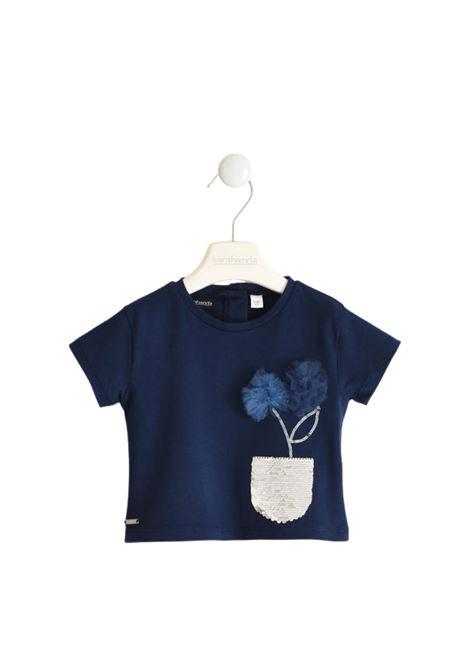 T-Shirt Paillettes SARABANDA | T-shirt | 02566003854