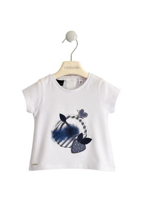 T-shirt Tulle SARABANDA | T-shirt | 02567000113