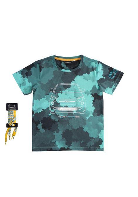 T-shirt Camouflage SARABANDA | T-shirt | 02671006RA1
