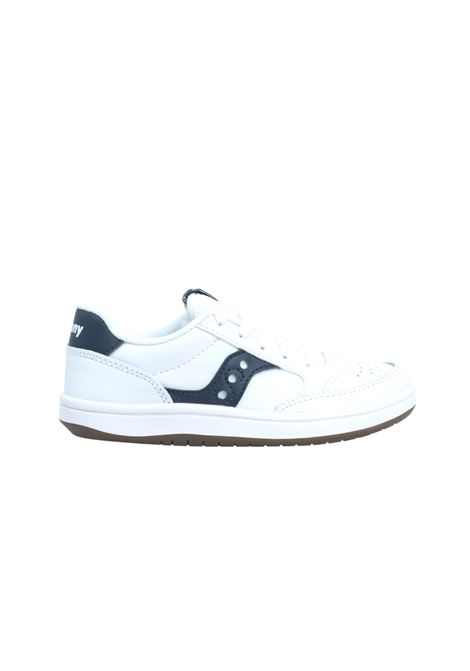 Sneakers Bambino Jazz Court Boy SAUCONY KIDS | Sneakers | SK264397WHITE/NAVY