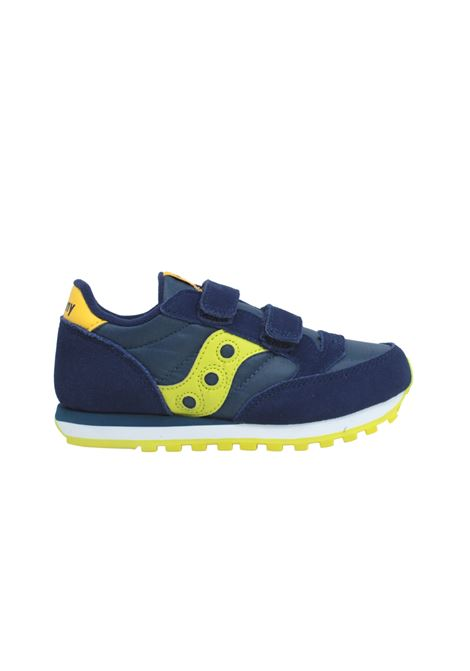 Sneakers Bambino Jazz Double HL Navy SAUCONY KIDS | Sneakers | SK264787NAVY