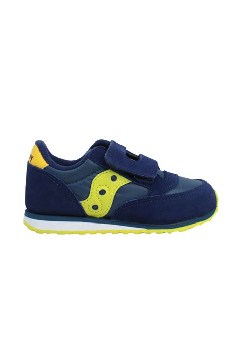 Sneakers Bambino Baby Jazz HL Navy SAUCONY KIDS | Sneakers | SL264801NAVY