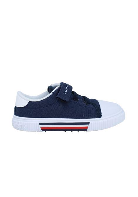 Sneakers Bambino Blue TOMMY HILFIGER KIDS | Sneakers | T1B4310670890800BLU