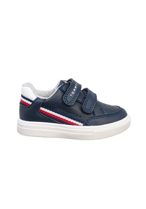 Sneakers Bambino Low Cut Blu TOMMY HILFIGER KIDS | Sneakers | T1B4310730621X007BLU