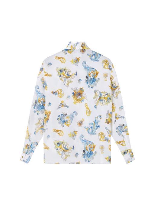 Camicia Stampa All Over VERSACE Jeans | B0HWA602S0996003