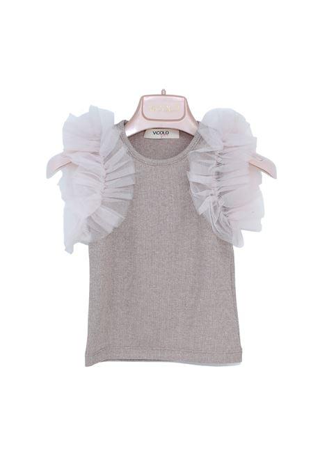 VICOLO KIDS | T-shirt | 3146M0297CIPRIA