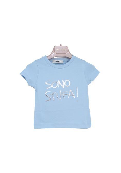 T-Shirt Bambina SONO STUFA VICOLO KIDS | T-shirt | 3146M0490LAKE