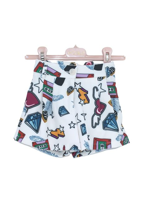 Shorts Bambina Crezy VICOLO KIDS | Shorts | 3146P0412PANNA