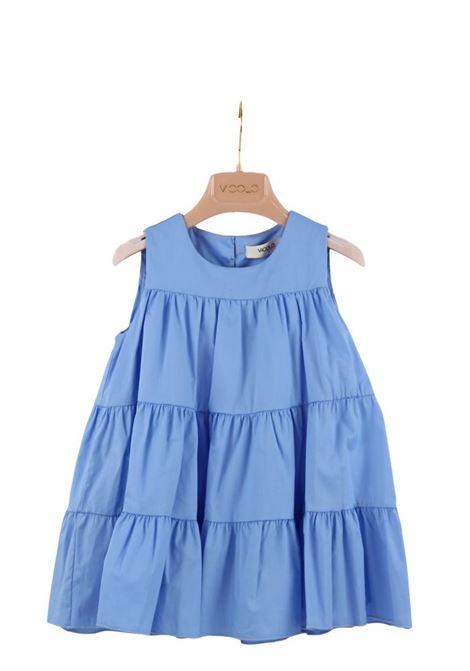 Vestito Bambina Balze VICOLO KIDS | Vestiti | 3146V0467LAKE