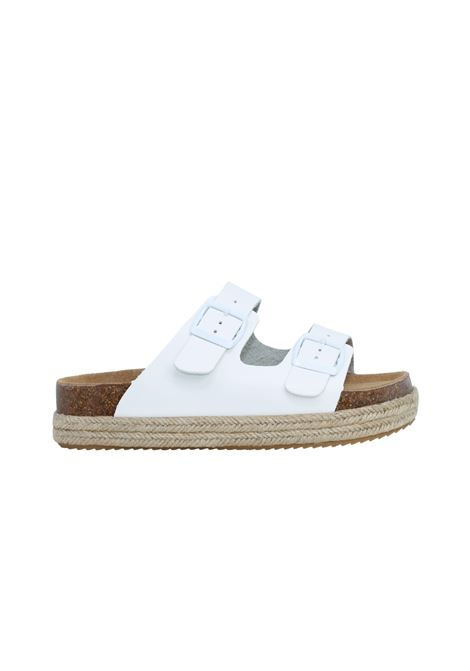 Sandalo Bambina Miur White XTI KIDS | Sandali | 05706001BIANCO