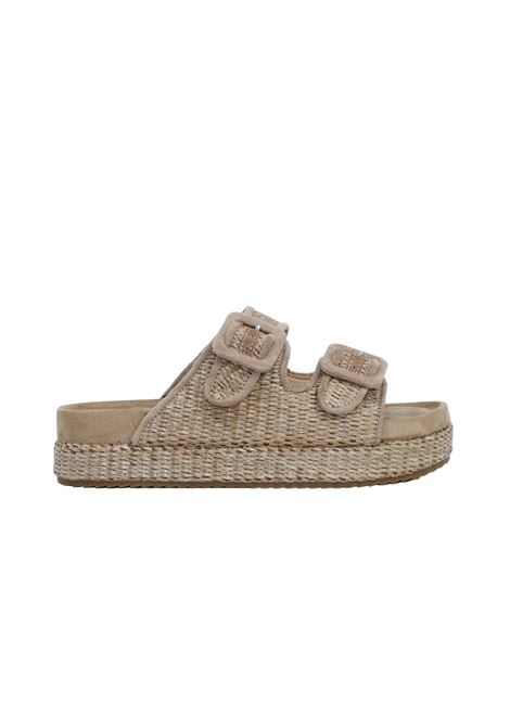 Sandalo Bambina Miur Canapa XTI KIDS | Sandali | 05743302CANAPA