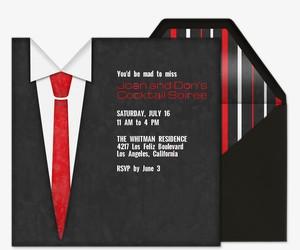 Madison Avenue Invitation