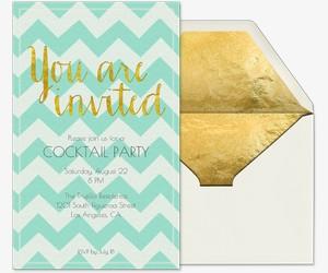 A Little Sassy Invitation