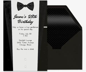 Dapper Invitation
