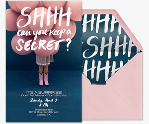 Secret Invitation