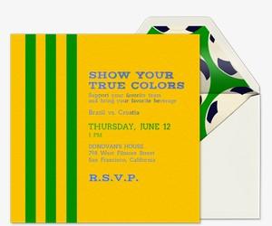Soccer Pro Invitation