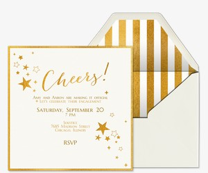 engagement party free online invitations, Party invitations