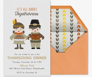 Togetherness Invitation