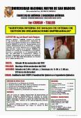 """""""AUDITORIA INTERNA ISO 19011:2011 DE SISTEMAS DE GESTION EN ORGANIZACIONES EMPRESARIALES"""" PowerPoint PPT Presentation"""