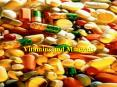 Vitamins and Minerals PowerPoint PPT Presentation