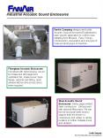 Industrial Acoustic Sound Enclosures PowerPoint PPT Presentation