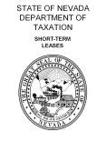 STATE OF NEVADA DEPARTMENT OF TAXATION PowerPoint PPT Presentation