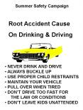 NEVER DRINK AND DRIVE PowerPoint PPT Presentation