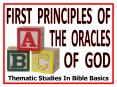 Thematic Studies In Bible Basics PowerPoint PPT Presentation