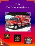 Fire Department Survey PowerPoint PPT Presentation