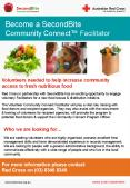 Volunteers needed to help increase community access to fresh nutritious food PowerPoint PPT Presentation